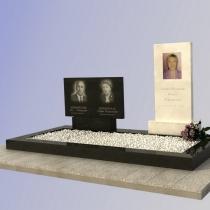 Фото 3д модели памятника. Доступная цена 3д проекта памятника 500 грн.; 3д моделирование памятников в Киеве недорого.