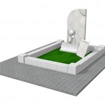 3д проект памятника. Цена 3д проекта памятника - доступна.