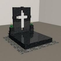Создание модели памятника и 3д проекта. Изготовление проекта 3д памятника - за 1 день.