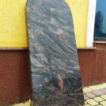 Фото памятника Аврора на одного. Высота памятника Аврора - 150 см. Изготовление памятников Аврора на заказ в Киеве.