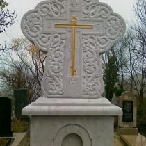 Хрести з мармуру, виробництво. Київ