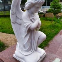 Скульптура ангела. Размер скульптуры ангела - согласно проекта.