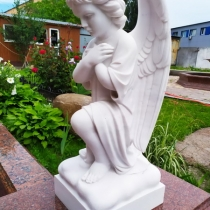 Цена ангела из мрамора - $4 тыс.