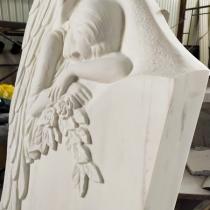 Изготовление скульптуры ангелов по доступной цене в Киеве.