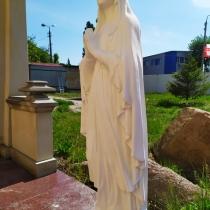 Фото Богородицы для памятника. Производство статуй Святых - Божьей Матери, Иисуса Христа и ангелов, в Киеве.