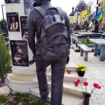 Скульптура из бронзы фото. Обратная сторона скульптуры. Цена бронзовой скульптуры - доступна.