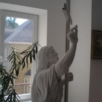 Скульптура из гипса, заказ скульптуры,  ритуальная скульптура, бюсты из гипса, формовка скульптуры.