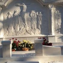Элитный памятник ВИП класса. Размер элитного памятника - согласно проекта.