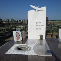 Фото памятника на заказ. Производство надгробий на заказ в Киеве.
