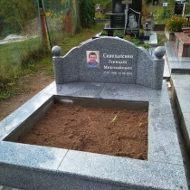 Фото надгробия. Цена надгробия - доступна.